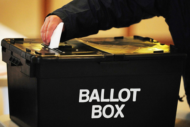 イギリス 選挙