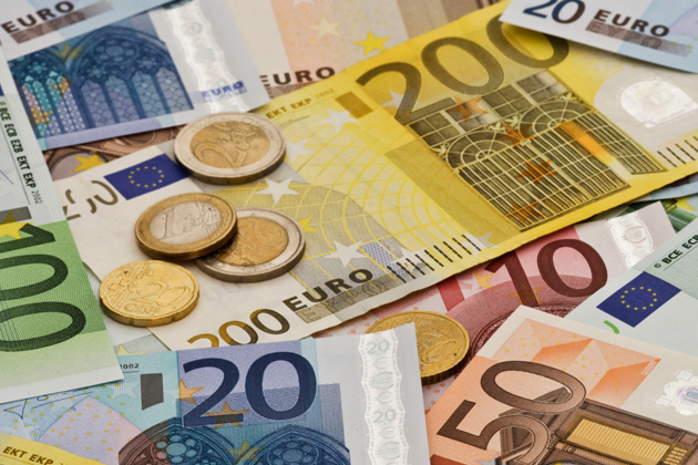 ユーロ紙幣、硬貨